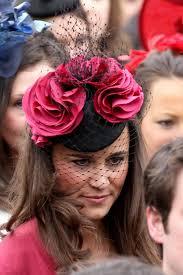 pippa middleton pippa middleton hats and fascinators