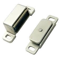Cabinet Door Catch Magnetic Door Latch Plastic Magnetic Push Open Door Catch Cabinet