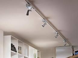 illuminazione su binario faretti su binario design per la casa idee per interni