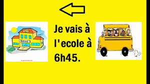 School and daily routine   Key Stage   French topics   Key Stage       Skip to content