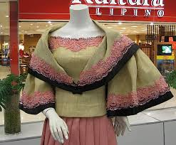 kimona dress my manila manila hemp