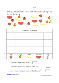 graphing worksheets for kindergarten free worksheets library