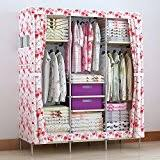 Armoire With Hanging Space Amazon Com Hanging Bedroom Armoires Bedroom Furniture Home