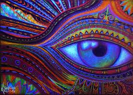 the eye of horus osiris arising
