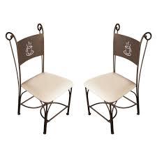 chambre fer forgé ordinary valet de chambre en fer forge 7 les tendances chaise de