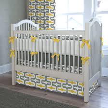 Yellow Crib Bedding Set Decoration Yellow Crib Bedding Set Baby 5 Sets Yellow Crib