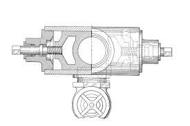 file cameron ram type blowout preventer 1922 plan view jpg