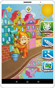 painting and drawing free coloring book game android apps on