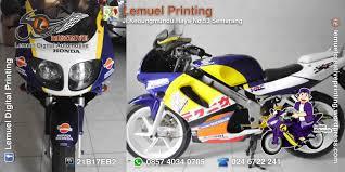 honda nsr custom decal vinyl striping motor full body the legend honda nsr