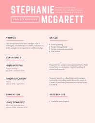 Best Font For Resume 2015 by Make An Enduring First Impression On Hirers With A Bold And