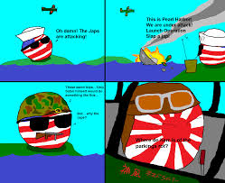 pearl harbor polandball
