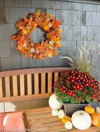 Decorating With Fall Leaves - 20 diy ideas for decorating with fall leaves home design lover