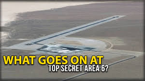 what goes on at top secret area 6