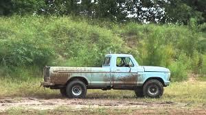 1977 Ford Truck Mudding - 1975 f250 highboy 390 fe bigblock mudding part 6 youtube