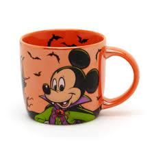 mickey mouse halloween mug walt disney world
