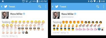 if you don u0027t update ios alien emoji will invade your twitter
