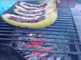 cuisine au barbecue dessert au barbecue