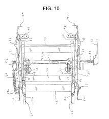 Black La Z Boy Power by Patent Us6945599 Rocker Recliner Mechanism Google Patents