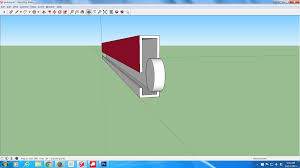 Sketchup Draw Line Specific Length Changing Dimension Of One Wall In An Object Sketchup Sketchup