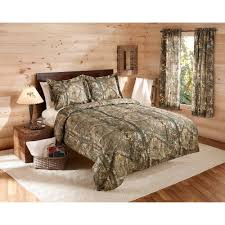 Camper Bunk Bed Sheets by Realtree Bedding Comforter Set Walmart Com