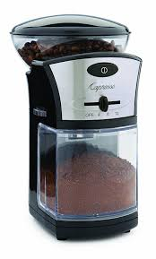 Walmart Coffee Bean Grinder Amazon Com Capresso Coffee Burr Grinder Kitchen U0026 Dining