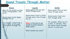 how fast does sound travel images Sound review what do waves transfer sounds close your eyes and jpg