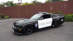 Black Mustang Saleen Decepticon Barricade Saleen S281 Mustang At 2012 Fabulous Fords
