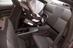 New Brz 2015 2013 Subaru Brz Backseat Britax Infant Carrier Photo 53869083