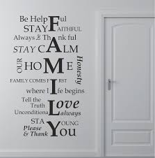27 house rules wall art home house rules we do real quotes wall house rules wall art