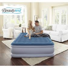 Bed Frame For Air Mattress Simmons Beautyrest Extraordinaire Raised Air Bed Mattress With