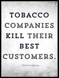 50 and tobacco quotes slogans quotes sayings