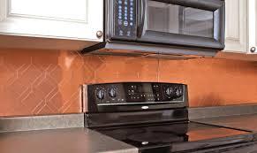 kitchen backsplash stainless steel pictures of stainless steel backsplash black wooden countertop