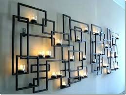 Candle Wall Decor Wooden Sconces Wall For Candles Sconce Wall