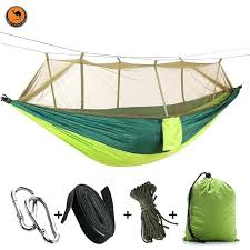 folding camping hammock heavy mac sports collapsible camping