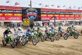 ama live timing motocross fmf california classic