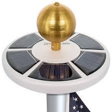 solar flag pole lights part 15 flagpole lighting home