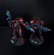 operation battle ready is creating miniature painting tutorials