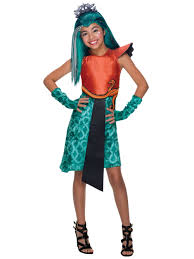 Monster High Halloween Pictures by Monster High Nefera De Nile Costume Kids Fancy Dress From Play