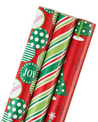 rolls of wrapping paper american greetings christmas wrapping paper colorful