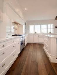 white kitchen cabinets wood floors white cabinets and wood floors thebestwoodfurniture
