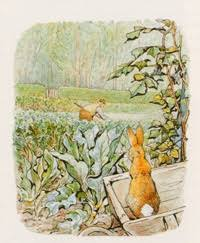 the tales of rabbit aesthetic realism and beatrix potter s rabbit