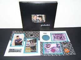 high school graduation gift graduation gift graduation scrapbook album high school