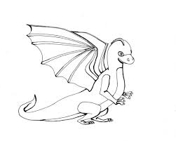 cute dragon coloring pages inspiring baby dragon coloring pages