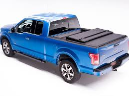 Folding Truck Bed Covers Encore Hard Tri Folding Cover With Front Panel Access