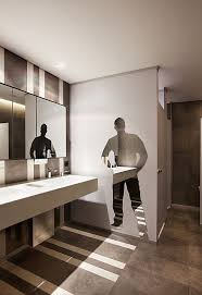 modern office bathroom excellent modern office toilet design turkcell maltepe plaza by