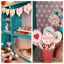 valentines day party ideas free printables
