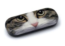 tabby cat glasses by catseyes animals gifts gifts for him