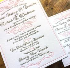 wedding invitations order online ordering letterpress wedding invitations online sofia