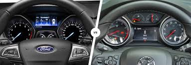 opel astra sedan 2016 interior ford focus vs vauxhall astra comparison carwow