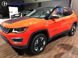 jeep compass 2017 red 2017 jeep compass la auto show 1 carblogindia